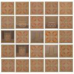 Memory kitchen 173x173cm